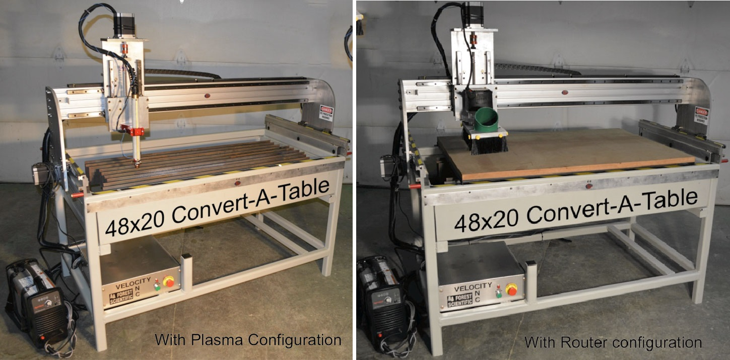 Help Me With A Design To Convert The Maslow To A Cnc Plasma