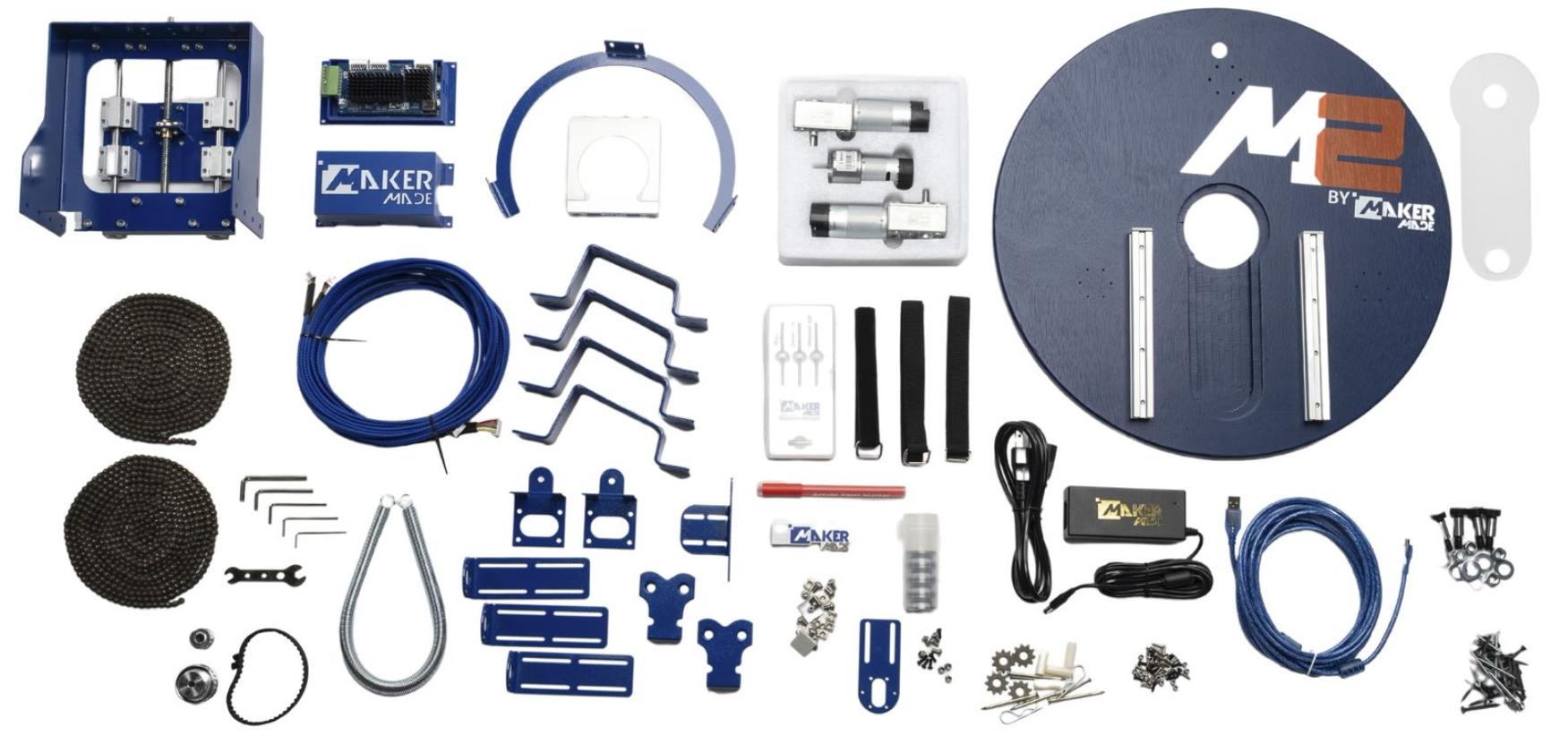 M2 Kit Contents
