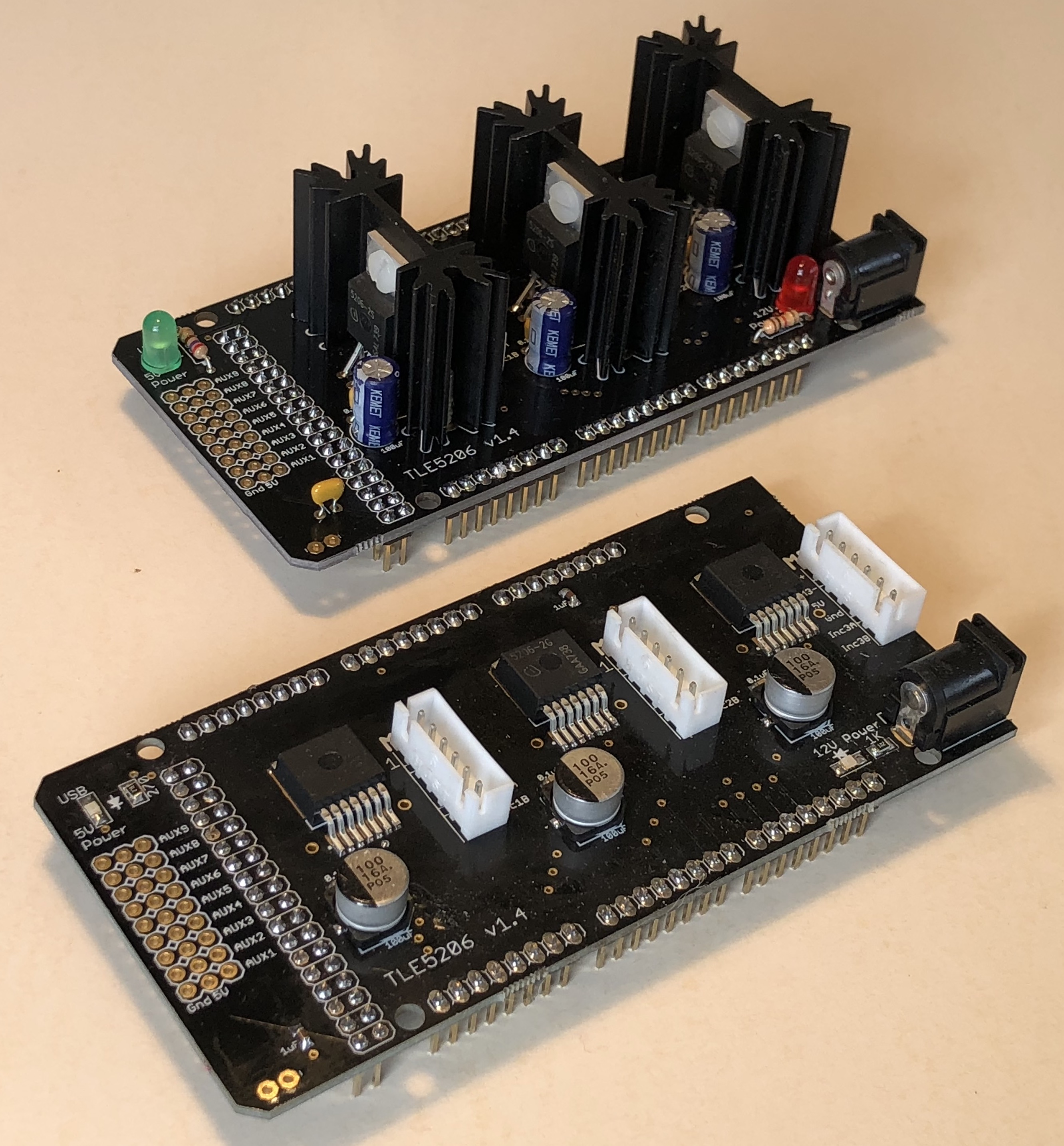 Tle5206 Powercontrol Boards Engine Running Detection Electronics Forum Circuits Projects And