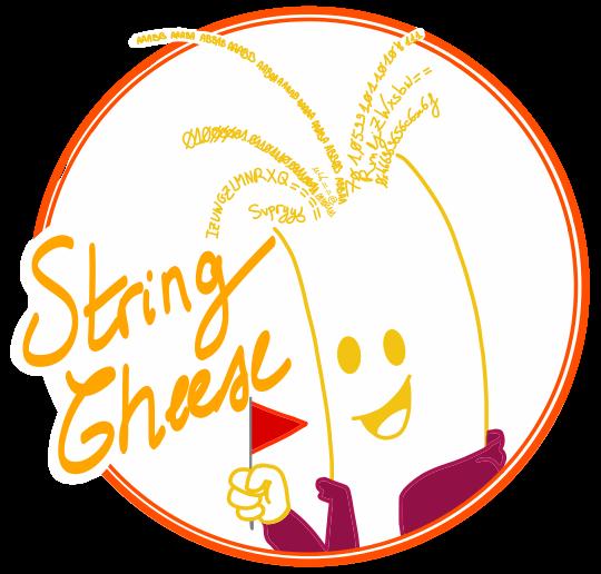 StringCheese logo