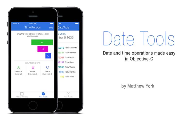 DateTools iOS日期工具库