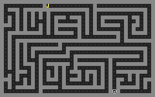 rl-maze Screenshot