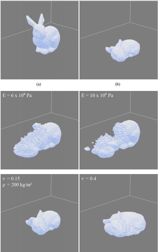 B.Sc. Thesis Simulation of Snow
