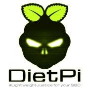 DietPi Logo