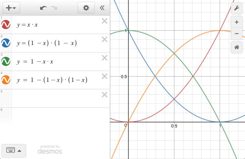 Desmos Quadratic Flips