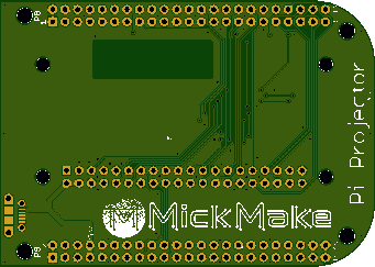 Rev 1.0 PCB