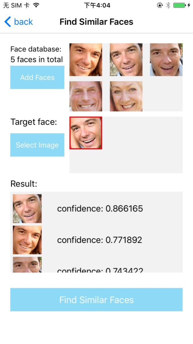 ProjectOxfordFace