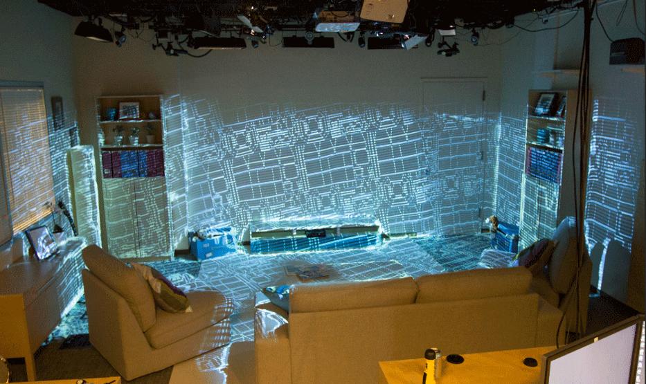 RoomAlive Scene