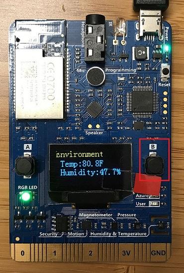 Test sensors