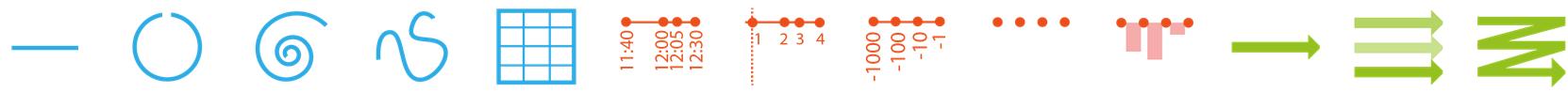 Timeline Design dimensions
