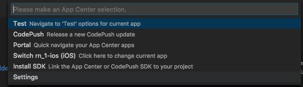 App Center Portal