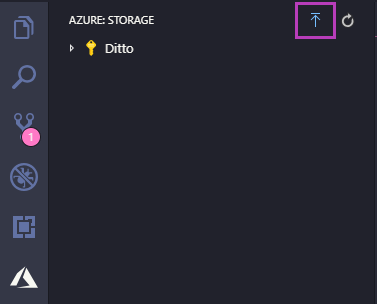 Deploy from Storage