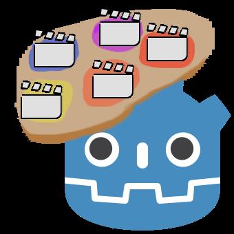 Scene palette's icon
