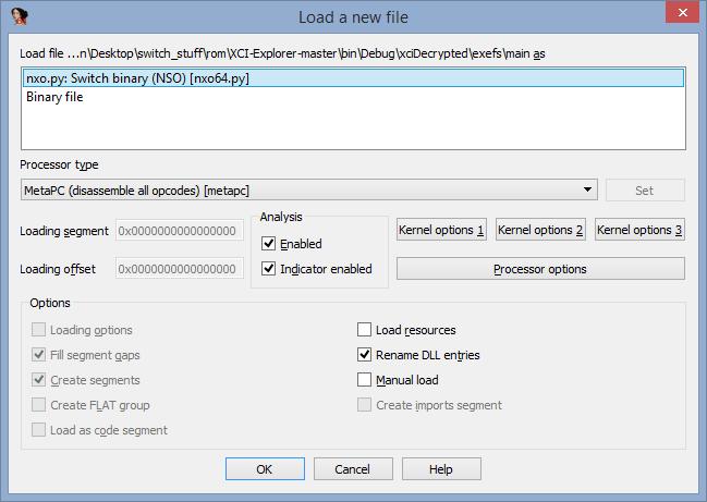 GitHub - Mila432/switch_rom_hacking