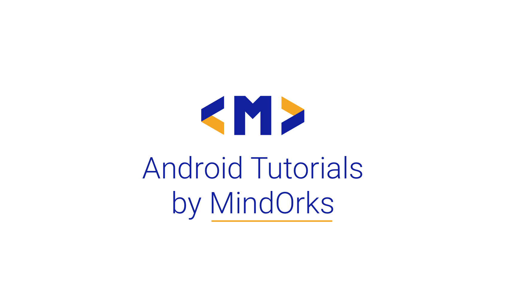 GitHub - MindorksOpenSource/best-android-tutorials: Best