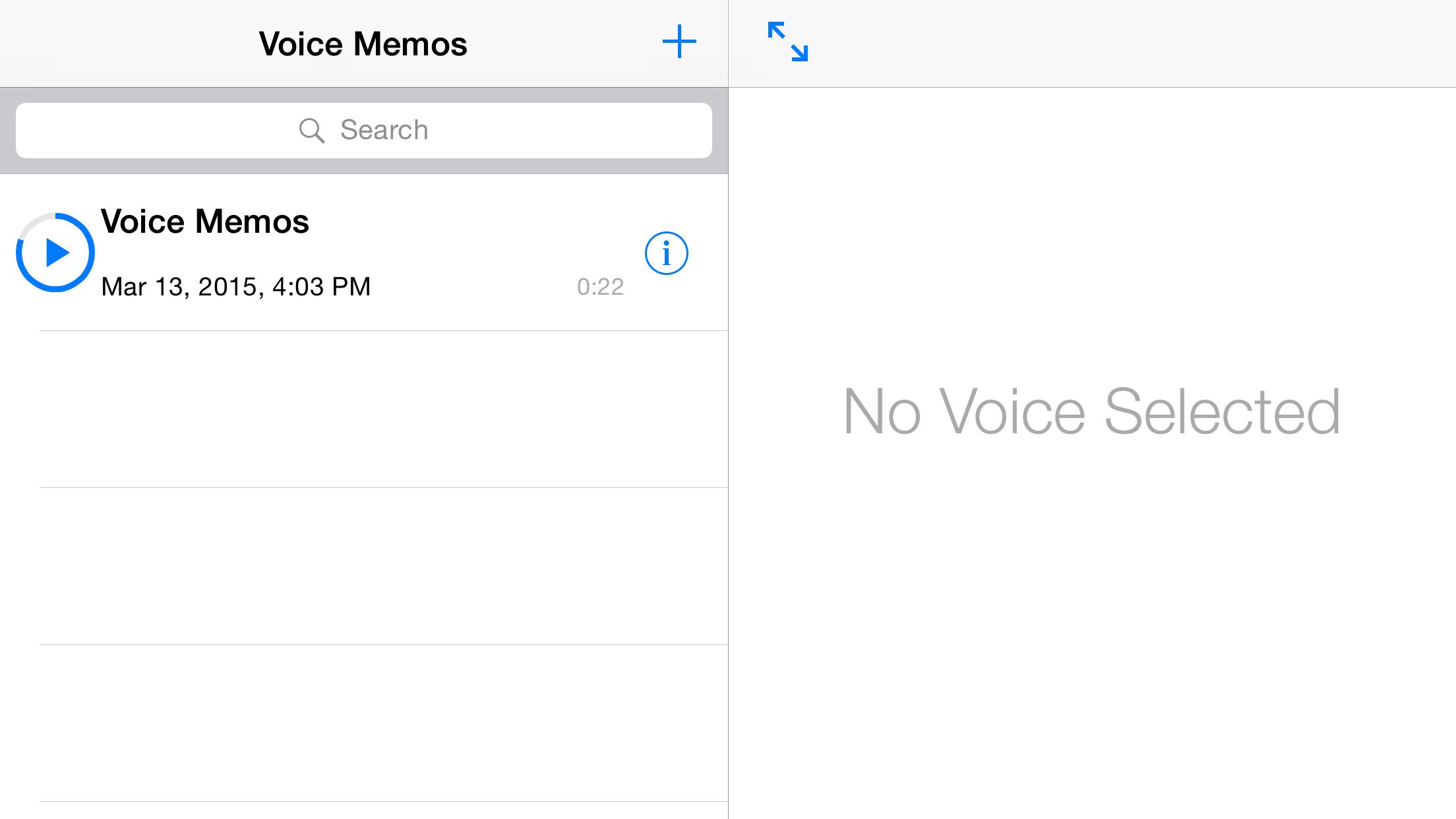 GitHub - MoZhouqi/VoiceMemos: Voice Memos is an audio