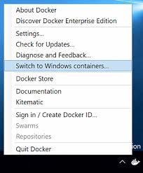 Docker container with Windows Authentication