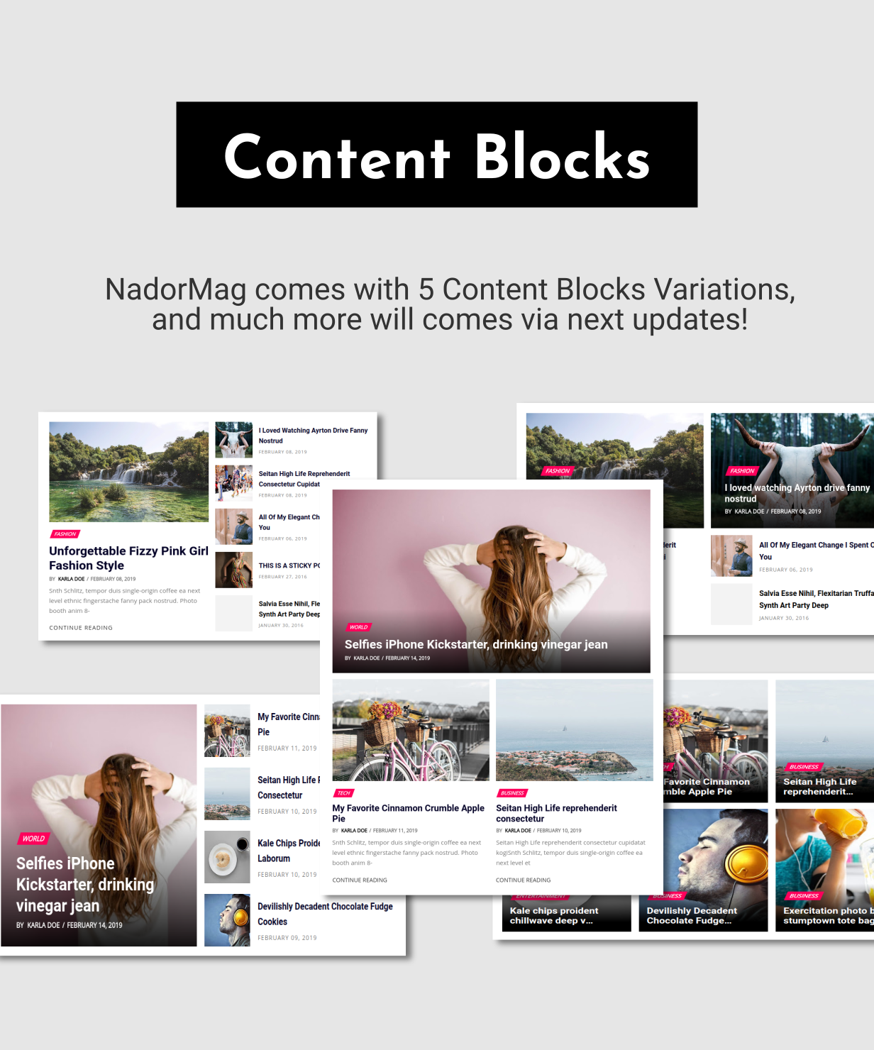 NadorMag - Responsive News & Magazine Blogger Template - 2