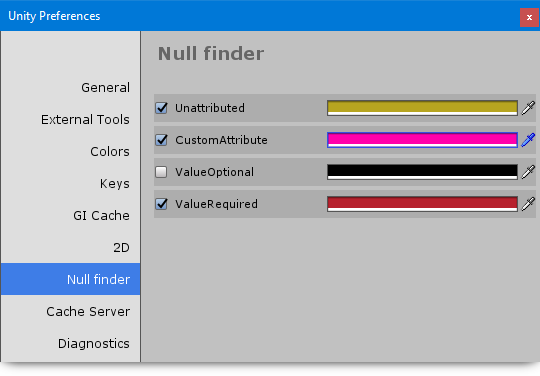 GitHub - Moolt/Unity-Null-Reference-Detection: A lightweight