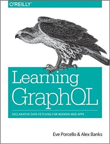 Learning GraphQL Book Cover