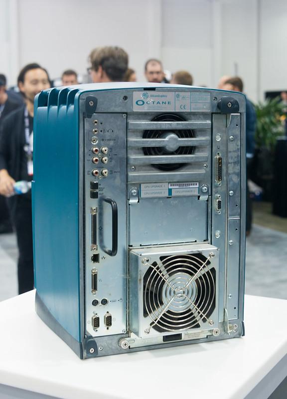 Silicon Graphics Octane