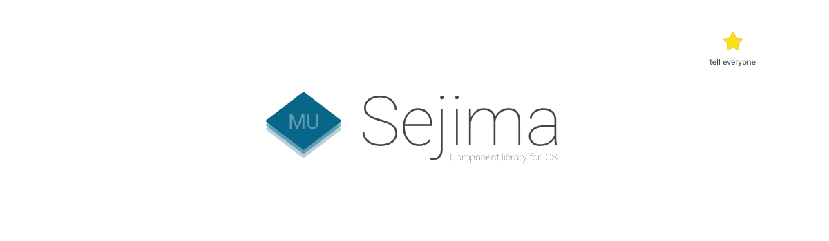 Sejima: User Interface Library in Swift