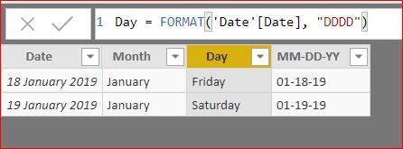 Formatting Dates in Power Platform
