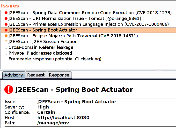 J2EEScan