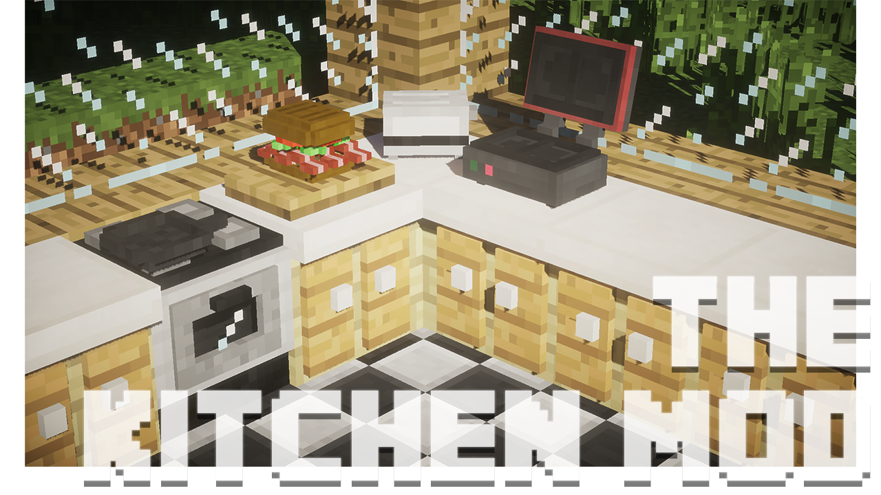 the mod is for minecraft 1710 and i wont be updating it any further if you are a mod developer and wish to take over the mod then please contact me - Minecraft Kitchen