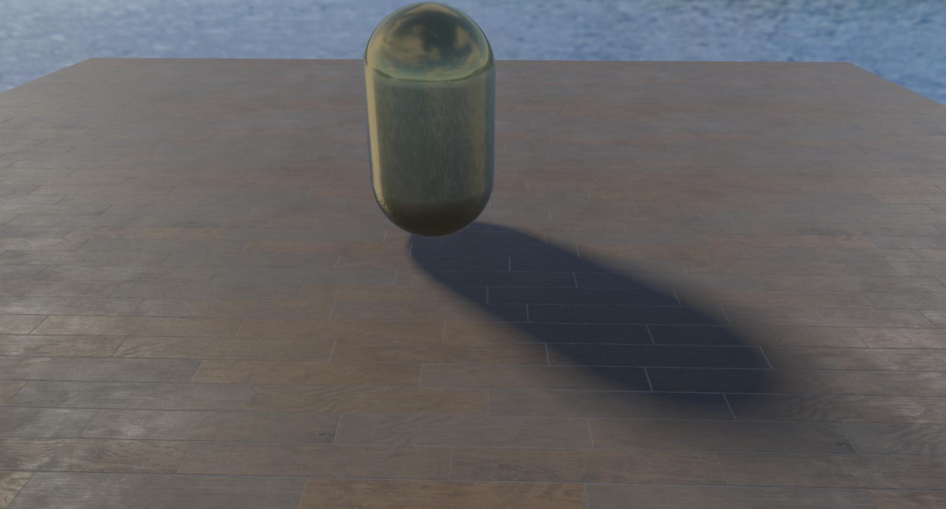 CapsuleShadow