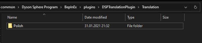 TranslationFolder