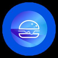 MBurger Logo