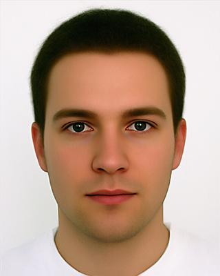 face input image