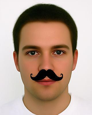 face output image