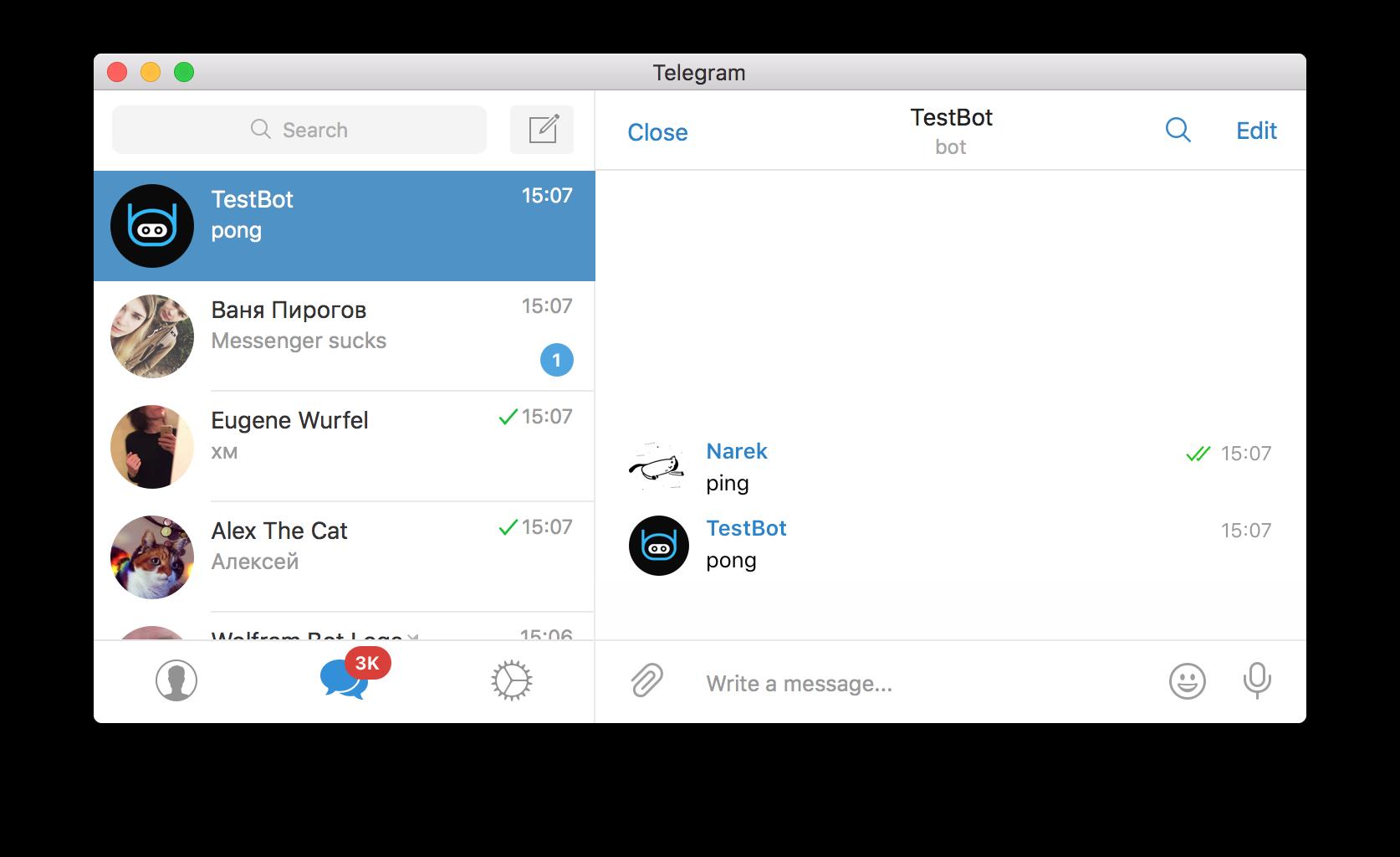 telegram-node-bot - npm