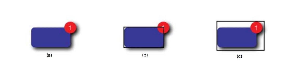 alignment rect