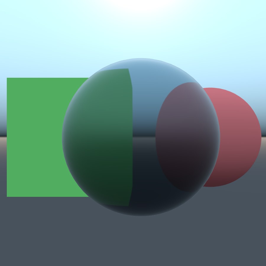 3D Refraction Shader's icon