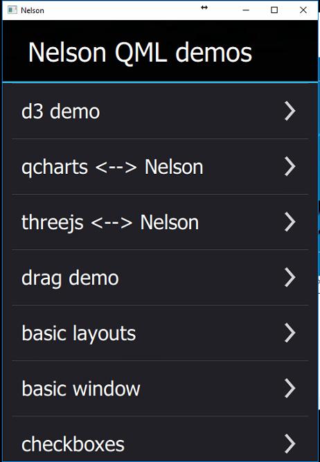 qml_demos screenshot