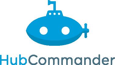 HubCommander Logo