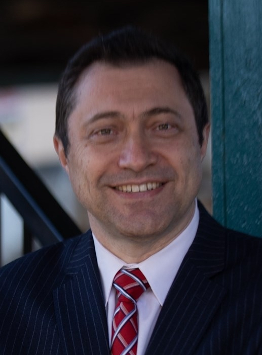 Headshot of Mark Treyger
