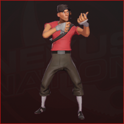 Scout (Red)