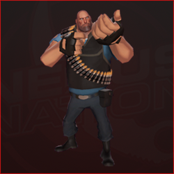 Heavy (Blue)