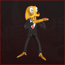 Octodad (Black Suit)