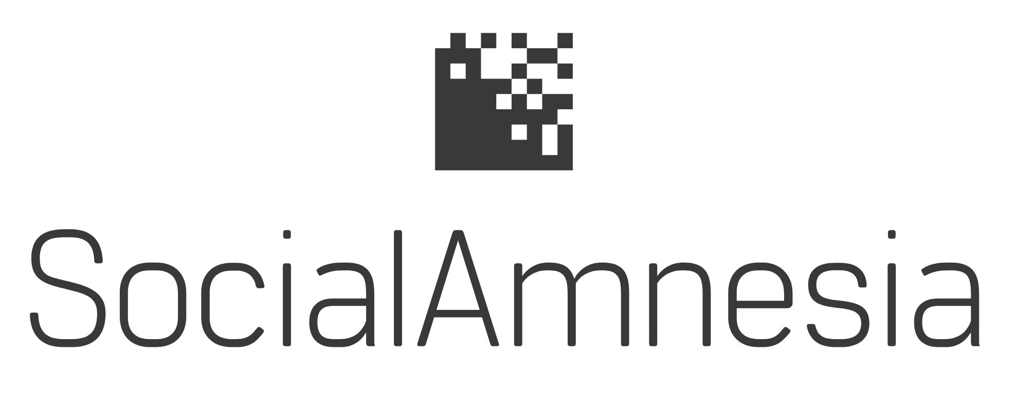 Social Amnesia Logo