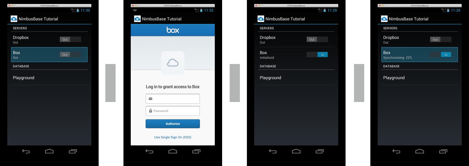 GitHub - NimbusBase/NimbusBase_Android_Tutorial: Syncing your sqlite