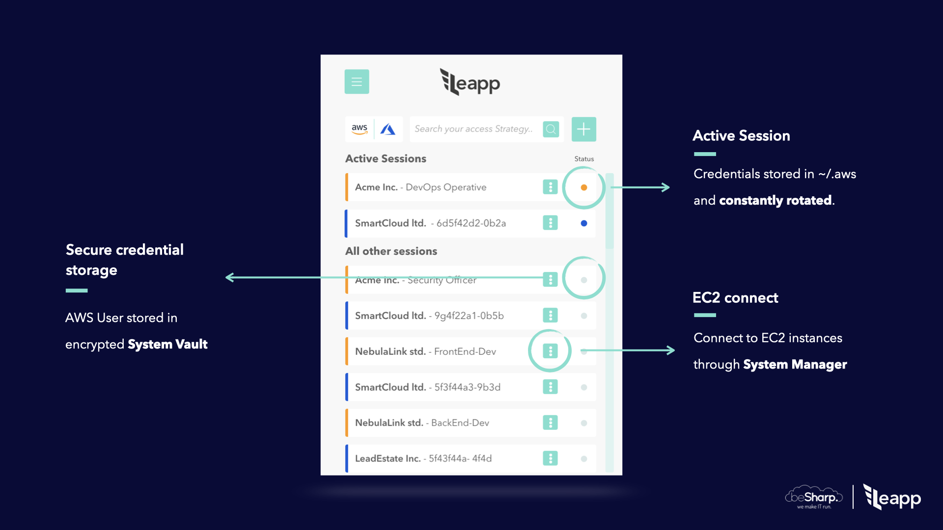 Leapp App