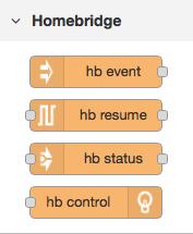 Homebridge Nodes