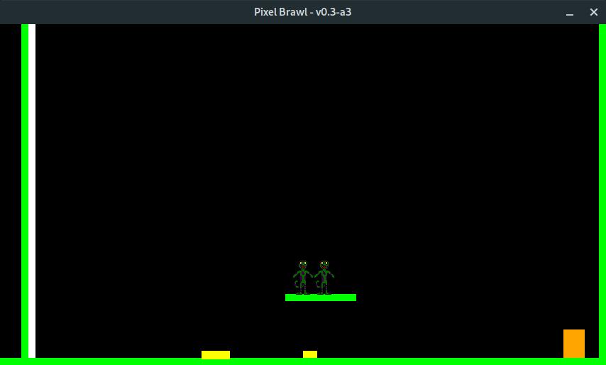 v0.1-a1 Test map screenshot