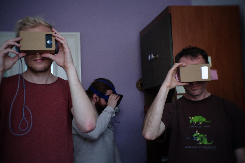 OAR Sarajevo VR Installation