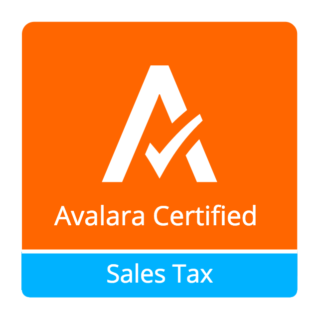 Sales Tax Certification